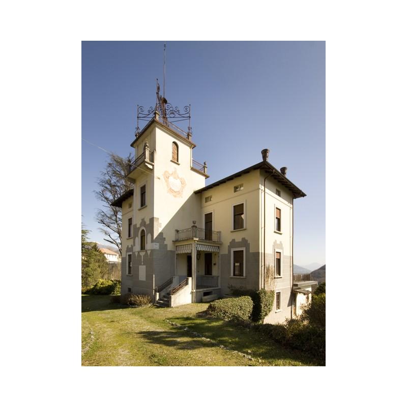 lago maggiore casale corte cerro villa - Soggiorno Lago Dorta 2